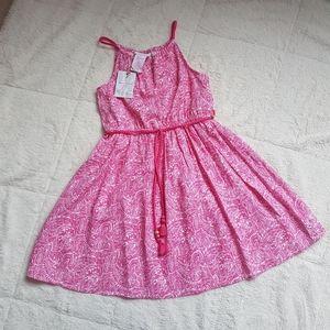 NEW Tommy Bahama Kids Girls Size 6 Dress Summer Pi